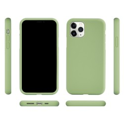 Shockproof 2.5mm TPU Case Green Color