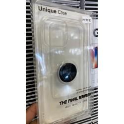 Selfi Black 1.5mm Clear Silicon Case