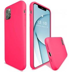 Shockproof 2.5mm TPU Case Hot-Pink Color