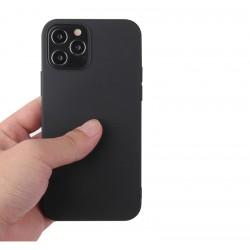 Shockproof 2.5mm TPU Case Mate Black Color