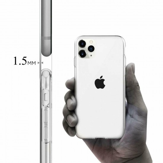 Clear 1.5mm Silicon Case