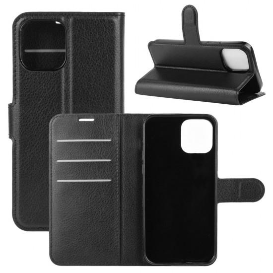 Flip Book Case Black Color