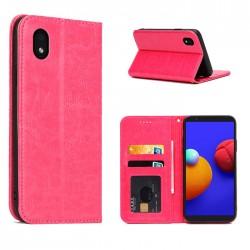 Full Magnet Book Case Pink Color