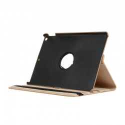 Tablets Gold/Brawn 360 Rotation Case