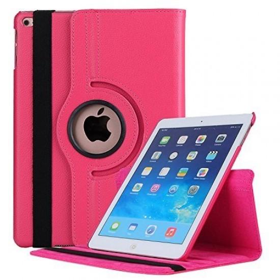 iPads Pink 360 Rotation Case