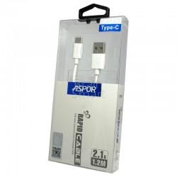 Aspor® Type-C Data Cable A173