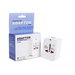 World Adopter (3-IN-1)