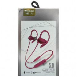 Bluetooth MS F1 earphone