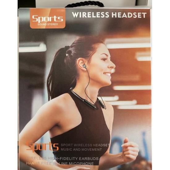 Bluetooth Headset Sports Sound Stereo