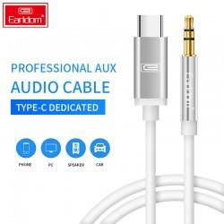 Earldom® Aux-Type-C Cable ET-AUX28
