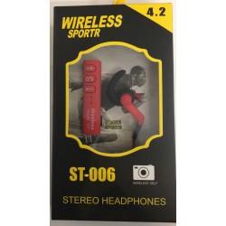 Bluetooth Sports earphone- ST006